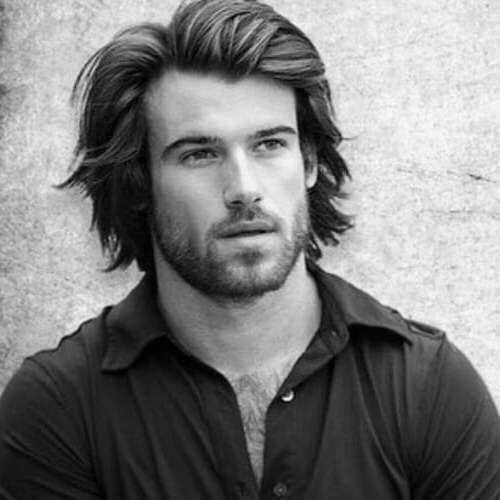 50 Layered Haircuts For Men – Men Hairstyles World Within Razored Layers Long Hairstyles (View 20 of 25)