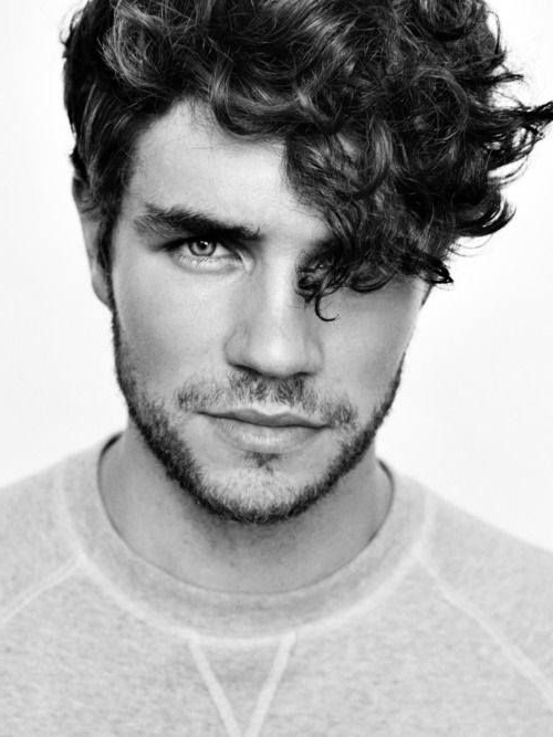 50 Long Curly Hairstyles For Men – Manly Tangled Up Cuts | Handsome For Long Curly Haircuts For Men (View 11 of 25)
