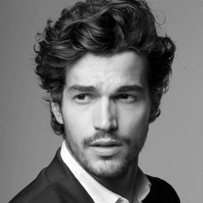 50 Long Curly Hairstyles For Men – Manly Tangled Up Cuts In Long Curly Haircuts For Men (View 3 of 25)