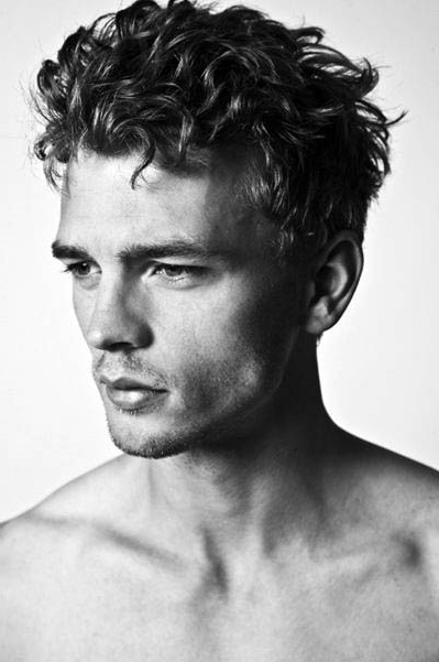 50 Long Curly Hairstyles For Men – Manly Tangled Up Cuts Inside Hairstyles For Men With Long Curly Hair (View 17 of 25)