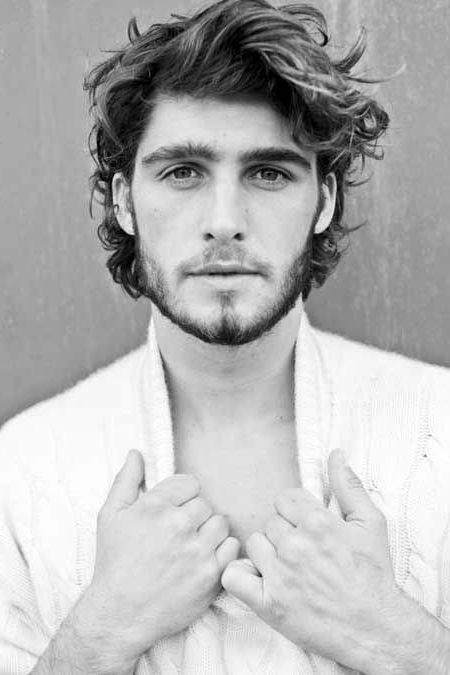 50 Long Curly Hairstyles For Men – Manly Tangled Up Cuts Regarding Long Curly Haircuts For Men (View 20 of 25)