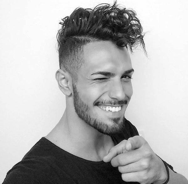 50 Long Curly Hairstyles For Men – Manly Tangled Up Cuts Throughout Hairstyles For Men With Long Curly Hair (View 22 of 25)