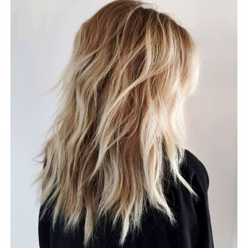 50 Long Shag Haircuts | Hairstyles Update Intended For Long Shaggy Layers Hairstyles (View 5 of 25)
