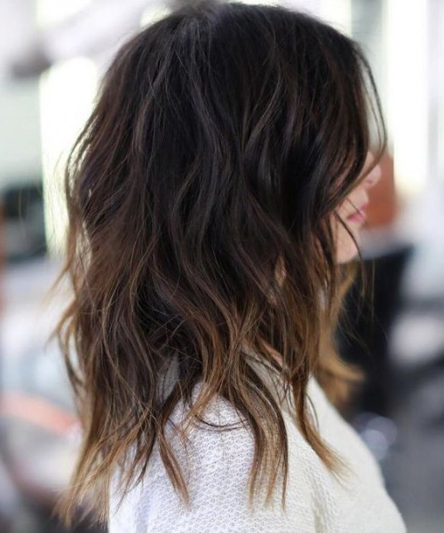 50 Long Shag Haircuts | Hairstyles Update Pertaining To Long Layered Shaggy Hairstyles (View 20 of 25)
