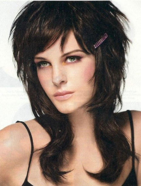 50 Long Shag Haircuts | Hairstyles Update Pertaining To Long Shaggy Layers Hairstyles (View 23 of 25)