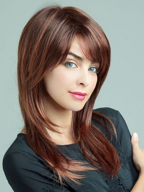 50 Long Shag Haircuts | Hairstyles Update With Regard To Long Hair Shaggy Layers Hairstyles (View 14 of 25)
