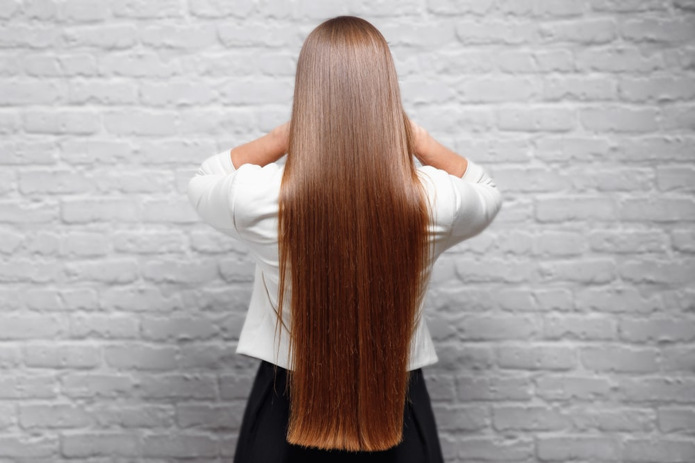 50 Long, Straight Haircuts And Styles For Women (Photos) With Choppy Chestnut Locks For Long Hairstyles (View 21 of 25)