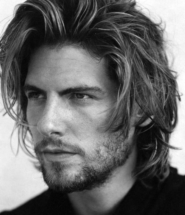 50 Men's Messy Hairstyles – Masculine Haircut Inspiration Pertaining To Messy Long Haircuts (View 16 of 25)