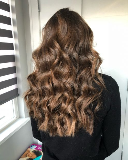 50 Party Hairstyles That Are Fun & Chic For 2019 Throughout Long Hairstyles For A Party (View 24 of 25)