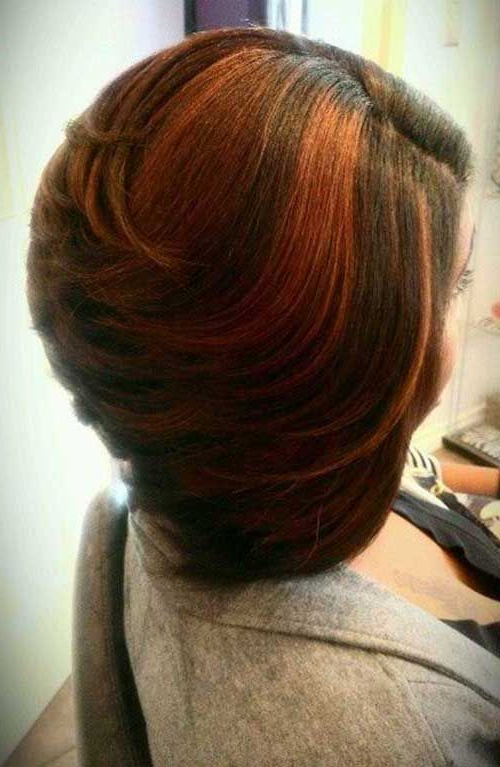 50 Pretty Best Bob Hairstyles For Black Women You Have To See | Hair Within Long Layered Hairstyles For Black Women (View 24 of 25)