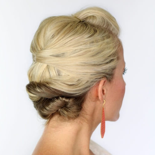 50 Prom Hairstyles For Short Hair   Hair Motive Hair Motive With Regard To Curly Knot Sideways Prom Hairstyles (View 16 of 25)