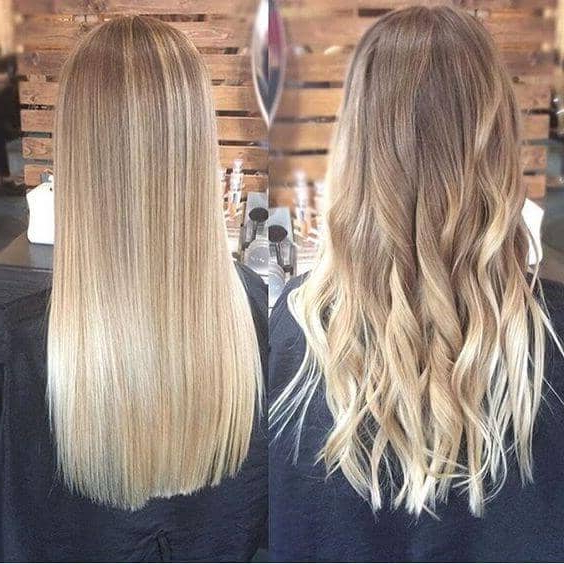 50 Proofs That Anyone Can Pull Off The Blond Ombre Hairstyle Regarding Long Layered Ombre Hairstyles (View 13 of 25)
