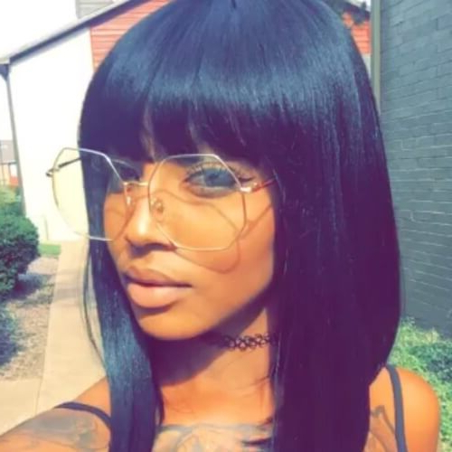 50 Radiant Weave Hairstyles   Hair Motive Hair Motive In Long Bob Hairstyles With Bangs Weave (View 25 of 25)