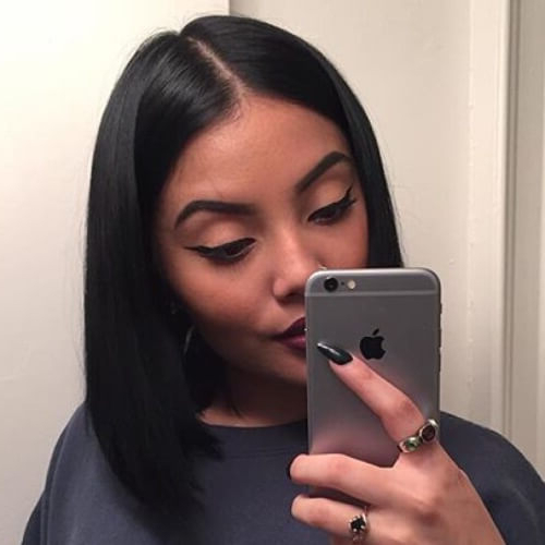 50 Radiant Weave Hairstyles | Hair Motive Hair Motive Regarding Long Bob Hairstyles With Weave (View 10 of 25)