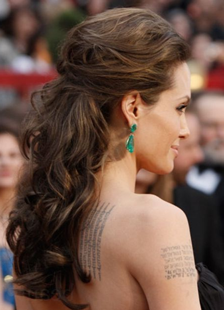 Featured Photo of Long Hairstyles Red Carpet