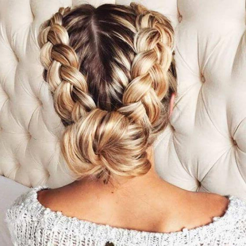 Featured Photo of Cute Braiding Hairstyles For Long Hair