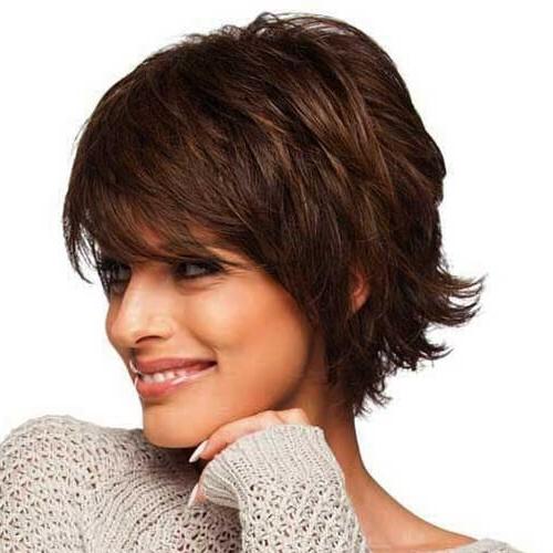 50 Sassy Short Layered Haircuts | Hair Motive Hair Motive Regarding Sassy Long Haircuts (View 6 of 25)
