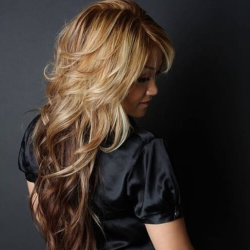 50 Sassy Short Layered Haircuts   Hair Motive Hair Motive With Waist Length Brunette Hairstyles With Textured Layers (View 23 of 25)