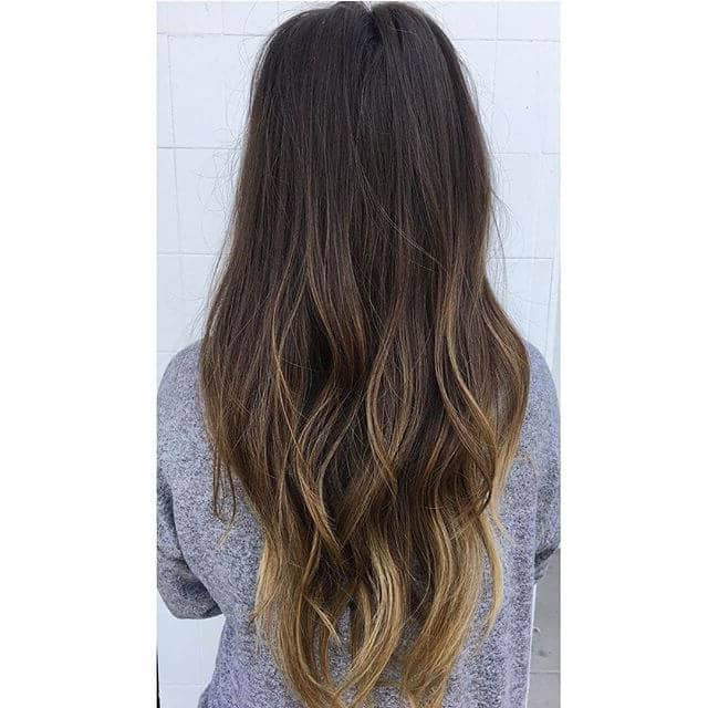 50 Sexy Long Layered Hair Ideas To Create Effortless Style In 2019 In Black Hair Long Layers (View 11 of 25)