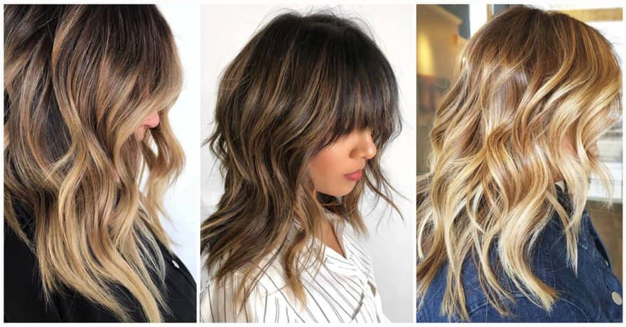 50 Sexy Long Layered Hair Ideas To Create Effortless Style In 2019 In Mid Back Brown U Shaped Haircuts With Swoopy Layers (View 10 of 25)