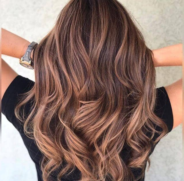 50 Sexy Long Layered Hair Ideas To Create Effortless Style In 2019 In Mid Back Brown U Shaped Haircuts With Swoopy Layers (View 7 of 25)