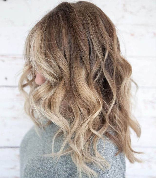 50 Sexy Long Layered Hair Ideas To Create Effortless Style In 2019 Inside Brown Blonde Hair With Long Layers Hairstyles (View 11 of 25)