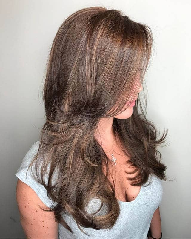 50 Sexy Long Layered Hair Ideas To Create Effortless Style In 2019 Pertaining To Long Haircuts Layered (View 25 of 25)