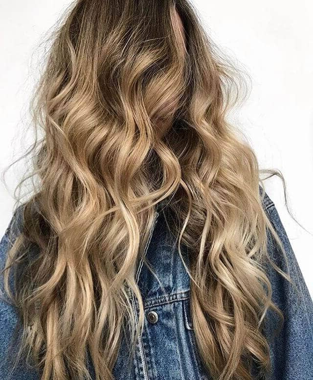 50 Sexy Long Layered Hair Ideas To Create Effortless Style In 2019 Regarding Long Layered Waves Hairstyles (View 21 of 25)