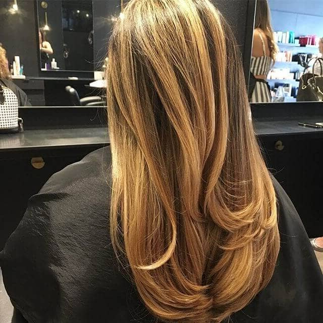 50 Sexy Long Layered Hair Ideas To Create Effortless Style In 2019 With Effortlessly Layered Long Hairstyles (View 23 of 25)
