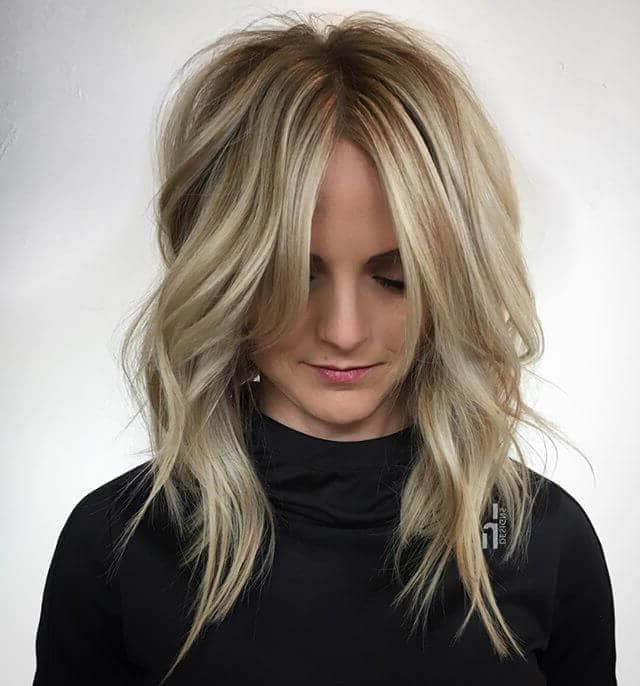 50 Sexy Long Layered Hair Ideas To Create Effortless Style In 2019 With Long Layered Shags Hairstyles (View 4 of 25)