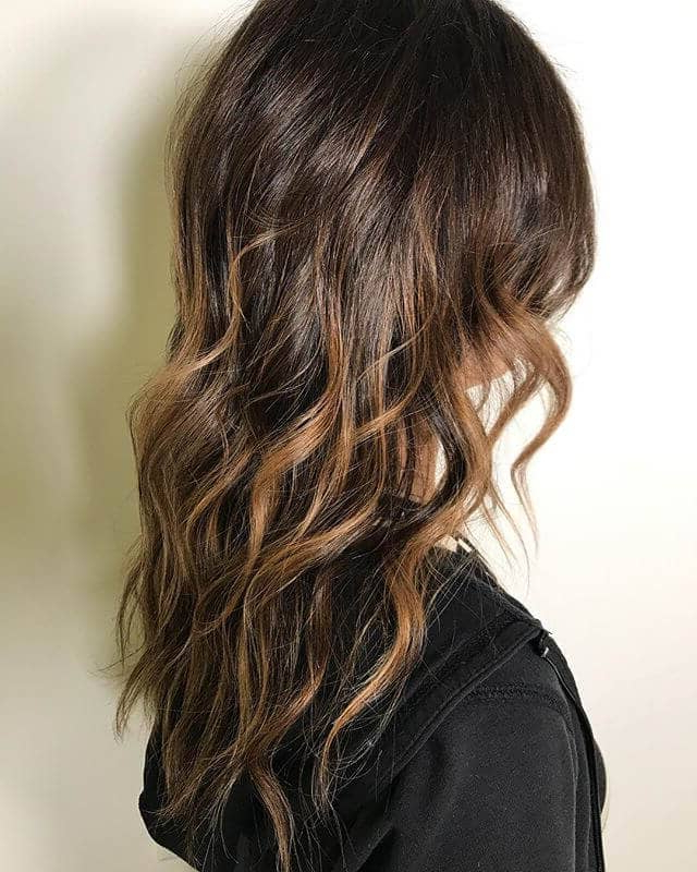 50 Sexy Long Layered Hair Ideas To Create Effortless Style In 2019 Within Long Hairstyles With Layers And Highlights (View 25 of 25)