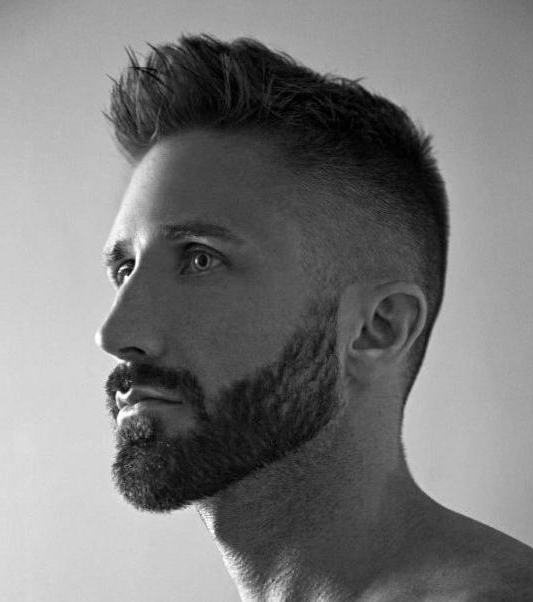 50 Shaved Sides Hairstyles For Men – Throwback Haircuts For Long Hairstyles Shaved Side (View 24 of 25)