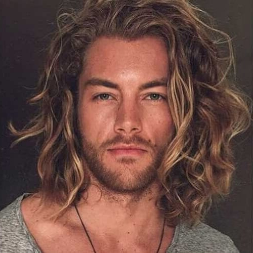 50 Smooth Wavy Hairstyles For Men – Men Hairstyles World With Long Hairstyles Thick Wavy Hair (View 15 of 25)