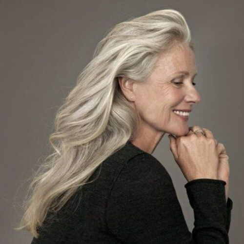 50 Timeless Hairstyles For Women Over 60 | Hair Motive Hair Motive Regarding Long Hairstyles After (View 12 of 25)