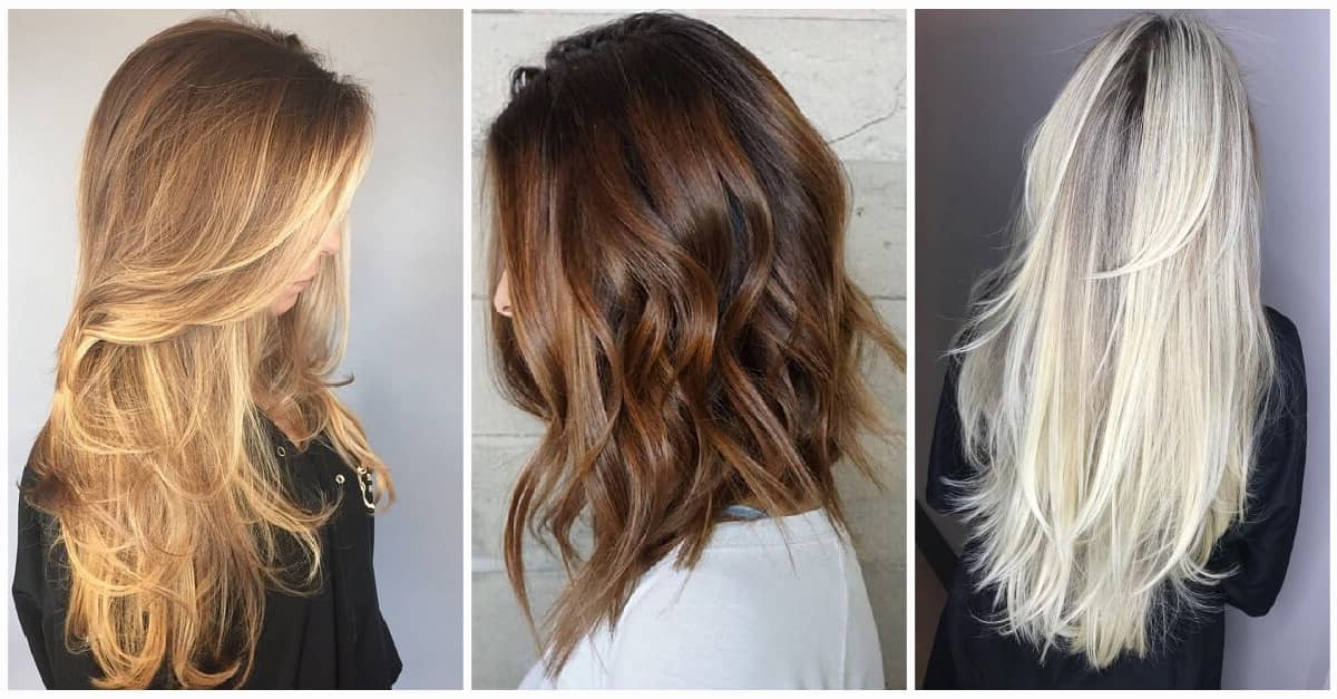 50 Timeless Ways To Wear Layered Hair And Beat Hair Boredom For Choppy Layers For Straight Long Hairstyles (View 22 of 25)