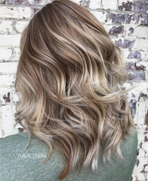 50 Timeless Ways To Wear Layered Hair And Beat Hair Boredom For Long Hairstyles With Layers And Highlights (View 20 of 25)