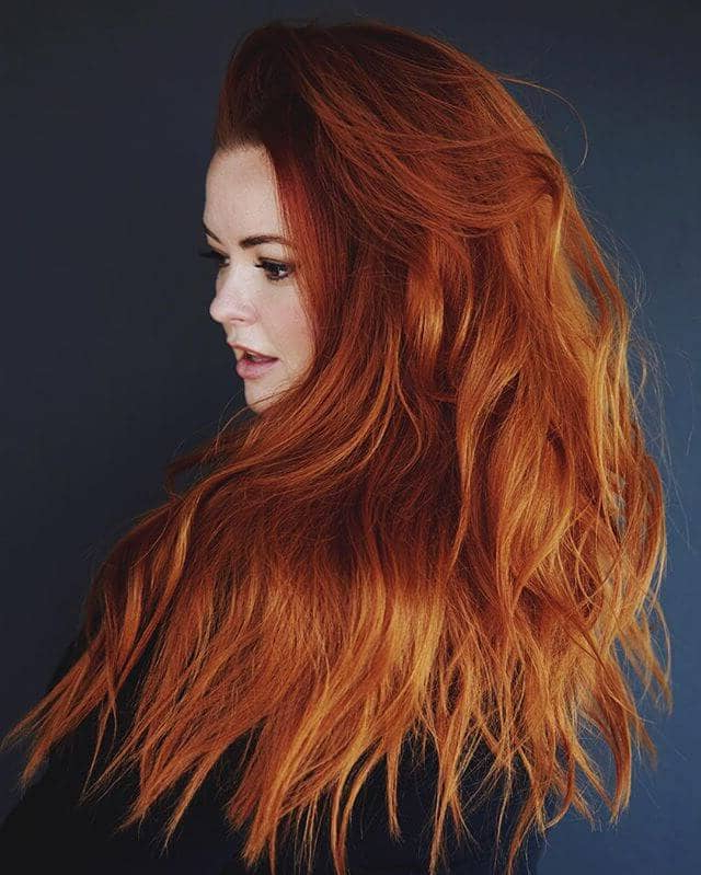 50 Timeless Ways To Wear Layered Hair And Beat Hair Boredom Intended For Long Hairstyles Redheads (View 12 of 25)