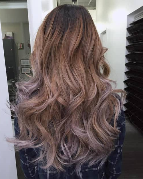 50 Timeless Ways To Wear Layered Hair And Beat Hair Boredom Pertaining To Waist Length Brunette Hairstyles With Textured Layers (View 4 of 25)