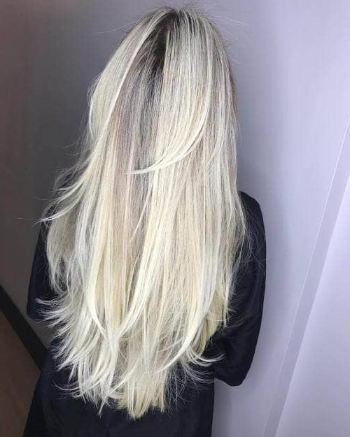 50 Timeless Ways To Wear Layered Hair And Beat Hair Boredom With Regard To Choppy Layers For Straight Long Hairstyles (View 18 of 25)