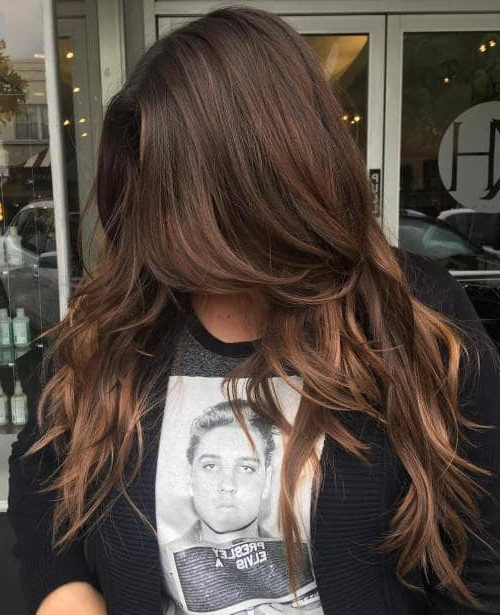 50 Timeless Ways To Wear Layered Hair And Beat Hair Boredom Within Bedhead Layers For Long Hairstyles (View 12 of 25)