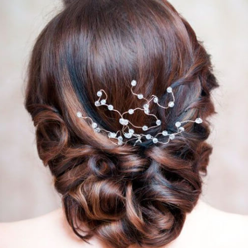 50 Unforgettable Mother Of The Bride Updos | All Women Hairstyles With Long Hairstyles Mother Of Bride (View 23 of 25)