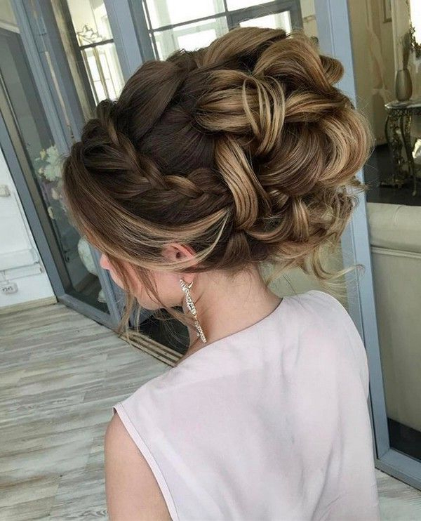 50 Updo Hairstyles For Special Occasion From Instagram Hair Gurus For Long Hairstyles For Special Occasions (View 5 of 25)