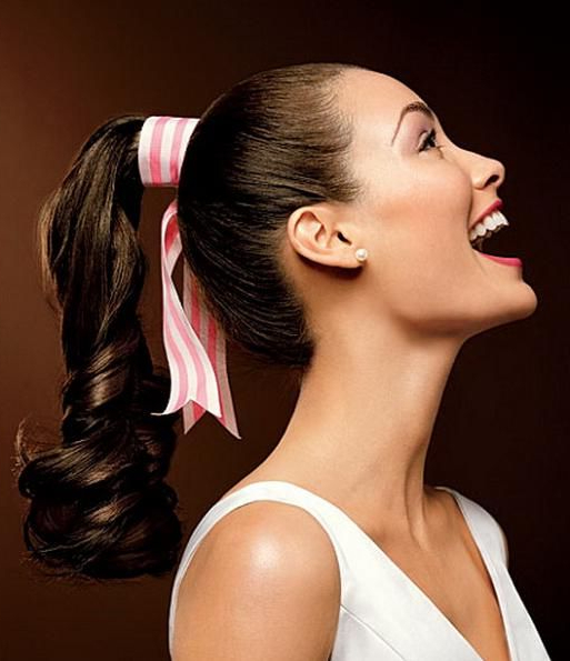 50's Hairstyles For Long Hair | 50?s Hairstyles « Vip Hairstyles Pertaining To 1950S Long Hairstyles (View 17 of 25)