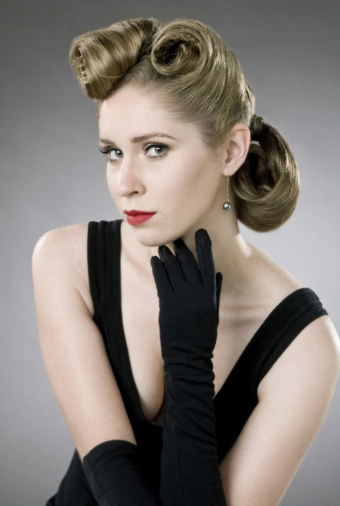 50S Hairstyles For Long Hair That Are The Perfect Mix Of Vintage And Intended For 50S Long Hairstyles (View 6 of 25)