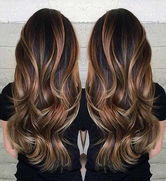 51 Beautiful Long Layered Haircuts | Page 3 Of 5 | Stayglam Throughout Long Haircuts With Long Layers (View 5 of 25)