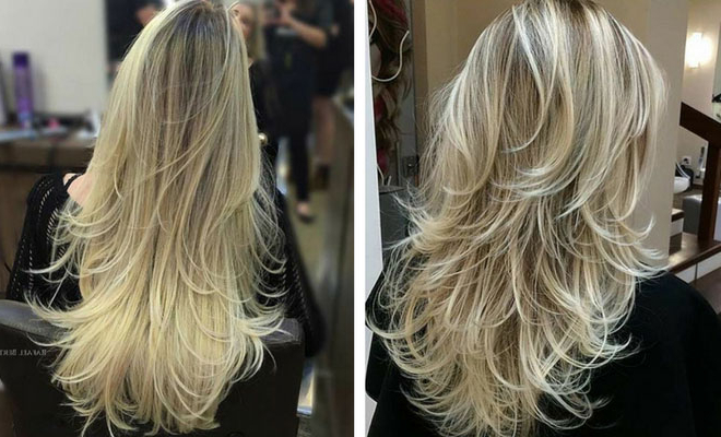 51 Beautiful Long Layered Haircuts | Stayglam Pertaining To Long Layered Hairstyles (View 10 of 25)