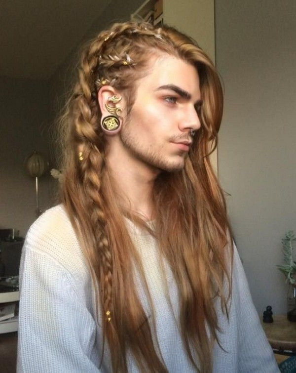 51+ Best Mens Long Hairstyles And Haircuts For Boys [2019 | Hair Inside Long Hairstyles That Look Professional (View 23 of 25)