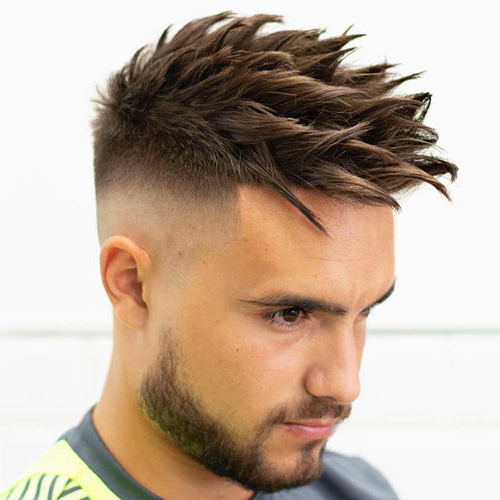 51 Best Spiky Hairstyles For Men (2019 Guide) Throughout Spiky Long Hairstyles (View 21 of 25)