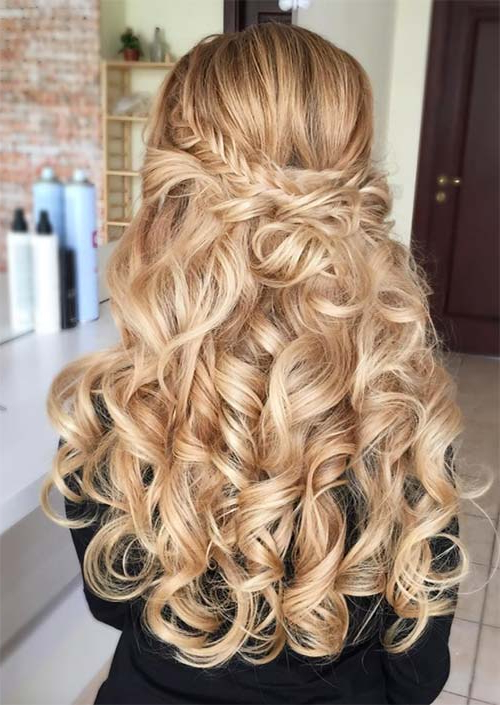 51 Chic Long Curly Hairstyles: How To Style Curly Hair – Glowsly In Long Hairstyles Curls (View 15 of 25)