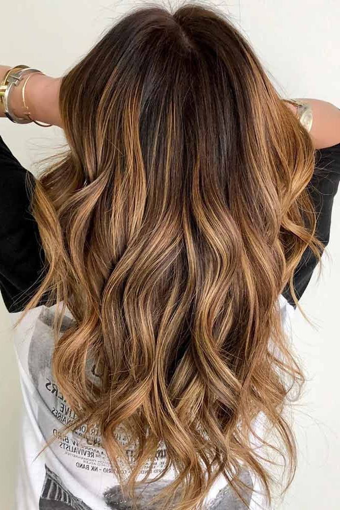 51 Chic Long Haircuts To Refresh Your Look | Hair Ideas | Hair Cuts Inside Multi Layered Mix Long Hairstyles (View 4 of 25)